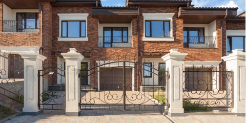3 Benefits of Automated Gates for Homeowners, Deep River, North Carolina