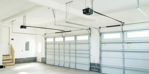 A Guide to 3 Common Residential Garage Door Openers, Milford, Connecticut