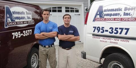 Let Automatic Door Company Handle Your Garage Door Opener Repair & Replacement, Milford, Connecticut