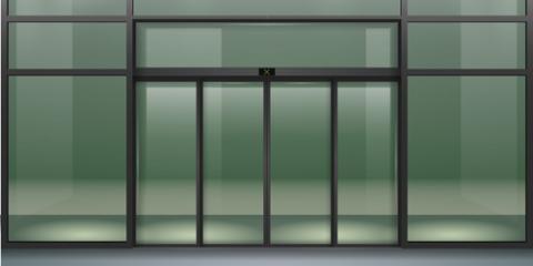 3 Ways Automatic Doors Will Benefit Your Business, Ewa, Hawaii