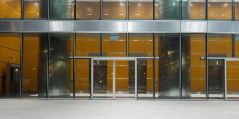 5 Ways That Automatic Doors Can Benefit Your Business, Grandview, Ohio