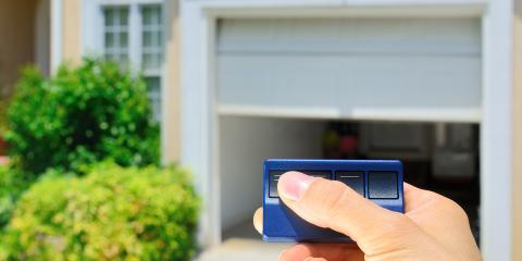 3 Benefits of Automatic Garage Door Openers, Greece, New York
