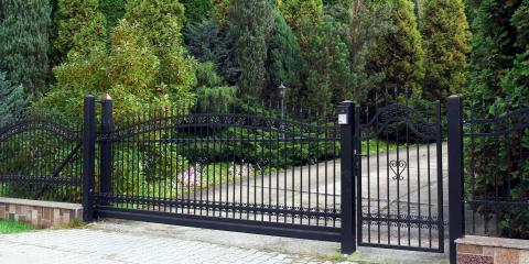 5 Considerations Before Adding an Automated Gate, Deep River, North Carolina