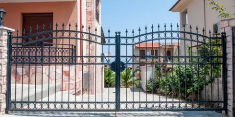 3 Reasons to Add an Automatic Gate to Your Property, Statesboro, Georgia