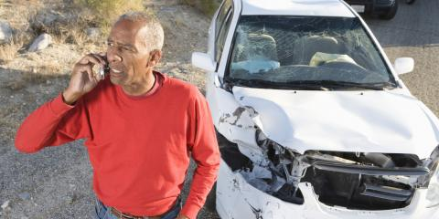 Major Do's & Don'ts After a Car Accident , Wallingford, Connecticut
