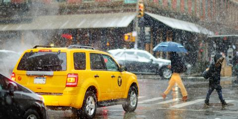 5 Ways Drivers Can Stay Safe on Winter Roads, Bronx, New York