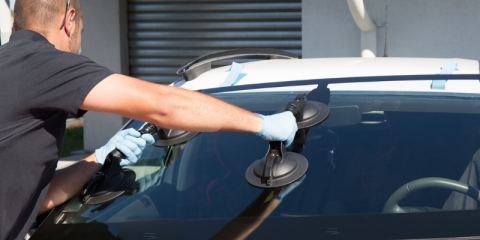 3 Tips to Avoid Auto Glass Repairs This Fall, Rochester, New York