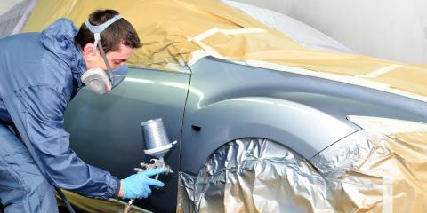 3 Advantages of Refreshing Your Car With New Automotive Paint, Hopkins, Minnesota