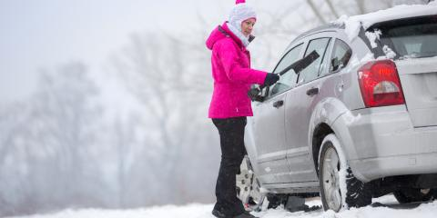 3 Ways to Protect Your Car Paint This Winter, East Rochester, New York