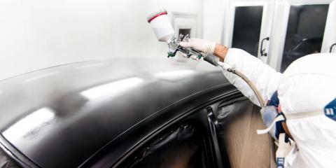 4 Common Causes of Automotive Paint Damage, Hilo, Hawaii
