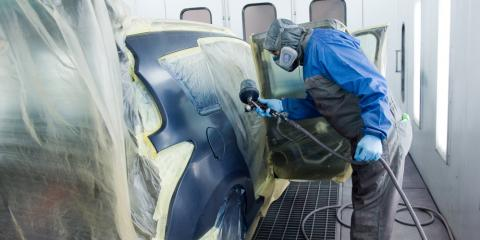 3 Signs You Need Automotive Painting Services, Honolulu, Hawaii