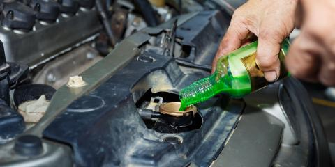 Your Automotive Supplies Checklist for Vehicle Fluids, Hilo, Hawaii