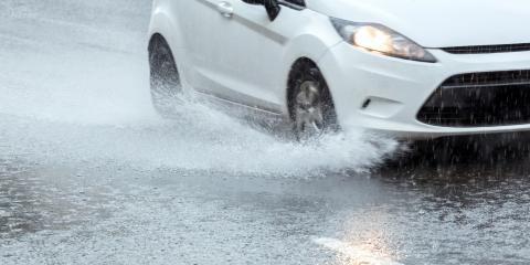 What to Do When Your Car Hydroplanes, Cincinnati, Ohio