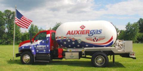 Auxier Gas, Inc., Propane and Natural Gas, Services, Batavia, Ohio