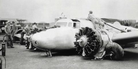 Pacific Aviation Museum Pearl Harbor Site History: Amelia Earhart's 1937 Crash, Ewa, Hawaii
