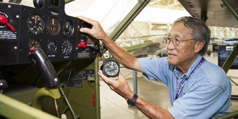 Visit Hawaii's Pacific Aviation Museum Pearl Harbor & Check Out Lt Ted Shealy's Restoration Shop, Honolulu, Hawaii