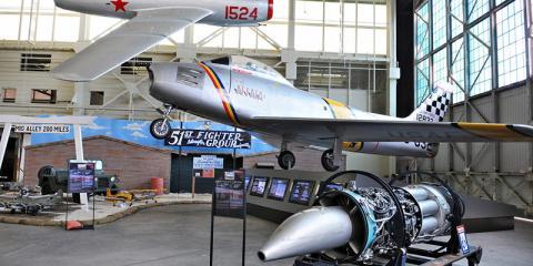 Pearl Harbor's Hangar 79: Its Past & Present Role in U.S. Aviation History, Honolulu, Hawaii