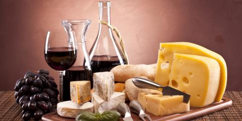 3 Reasons Why Wine & Cheese Work So Well Together, Sugar Creek, Illinois