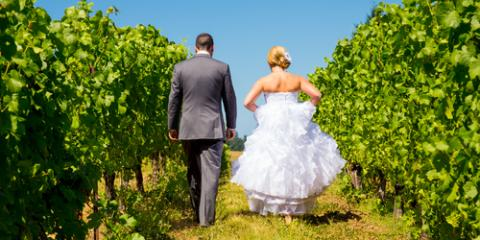 4 Questions to Ask a Winery When Planning Your Wedding, Sugar Creek, Illinois