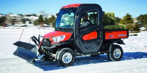 Kubota Dealer Shares 5 Benefits of UTVs, Brunswick Hills, Ohio