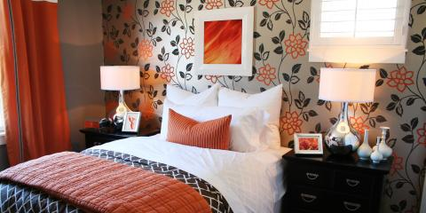 How to Use Wallpaper on Accent Walls, Avon, Connecticut