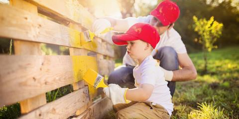 Should You Paint or Stain Your Fence?, Avon, Connecticut