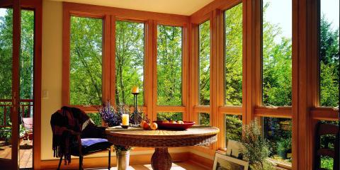 4 Benefits of Andersen Wood Windows, Newtown, Ohio