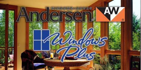 Windows Plus Now Offering Andersen Wood Windows!, Newtown, Ohio