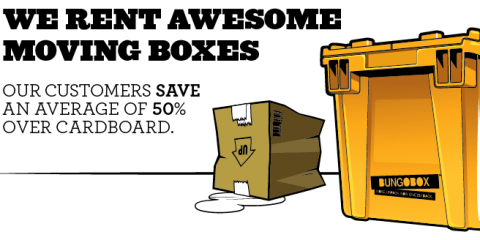 Easy Packing, Easy Stacking, Easy Moving With BungoBox, Honolulu, Hawaii