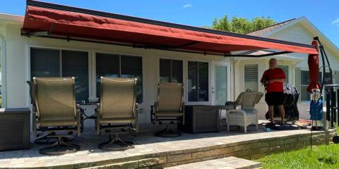 What's the Difference Between an Awning & a Canopy?, Groveland-Mascotte, Florida