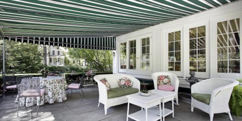 Why a Retractable Awning Is an Excellent Investment in Your Home, Rochester, New York
