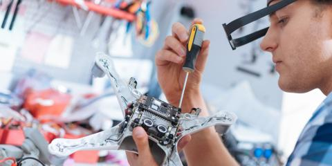 What to Do if You Need Drone Repair, Prince William County, Virginia