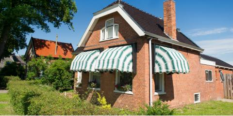 What to Do About Winter Weather Damage to Your Awnings, Rochester, New York