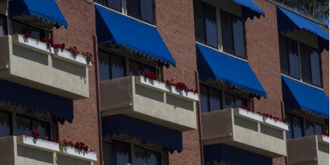 3 Different Awning Materials to Choose From, Asheboro, North Carolina