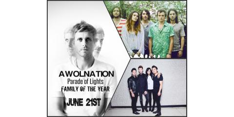 AWOLNATION has been canceled, Rochester, New York