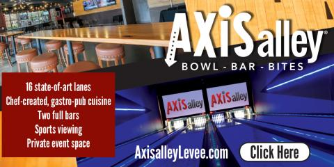 Axis Alley, Bowling, Family and Kids, Newport, Kentucky
