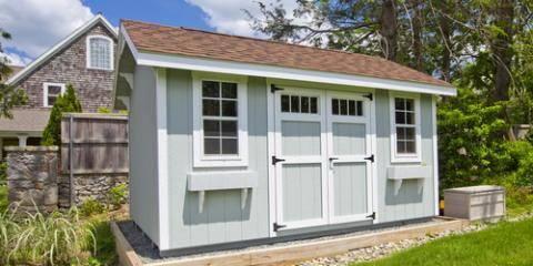 Vinyl Siding Experts Share 4 Creative Uses for a Shed, Snowflake, Arizona