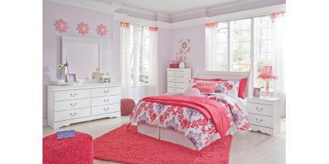 SALE! 4-PIECE BEDROOM SET-ANARASIA BY ASHLEY - $400, ,