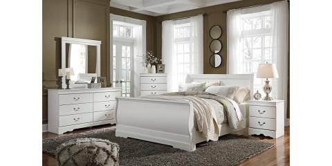 SALE! 4-PIECE BEDROOM SET-ANARASIA BY ASHLEY-$450, St. Louis, Missouri