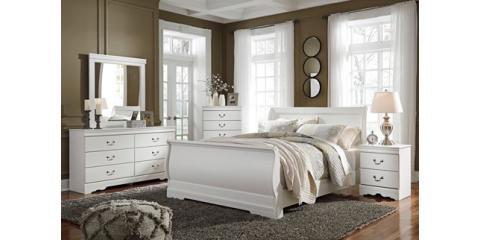 SALE! 4-PIECE BEDROOM SET-ANARASIA BY ASHLEY-$450, St. Louis, Missouri