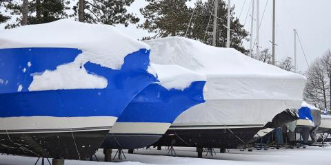 Boat Storage Tips for the Winter, Irondequoit, New York
