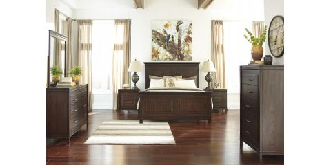 TIMBOL 7 PIECE BEDROOM SET BY ASHLEY-$1333, St. Louis, Missouri