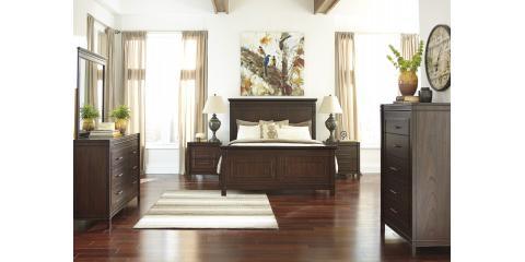 TIMBOL 7 PIECE BEDROOM SET BY ASHLEY-$1333, St. Louis, Missouri