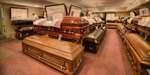3 Types of Funeral Caskets Available in New Haven, North Haven, Connecticut