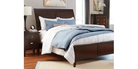 7 Piece Bedroom Set Evanburg By Ashley 1194 Mcguire Furniture Rental Sales Nearsay