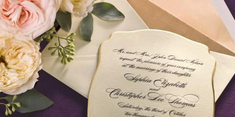 Why Wedding Invitations Are a Vital Part of Your Special Day, 1, Charlotte, North Carolina