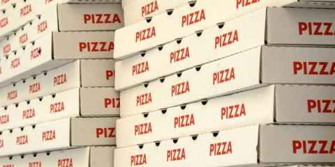 What to Know About Recycling Pizza Boxes, Gulf Shores, Alabama