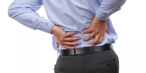 3 Injuries Where Back Pain Is a Common Symptom, Ewa, Hawaii