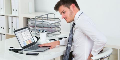 5 Tips to Minimize Back Pain at Work, Ewa, Hawaii