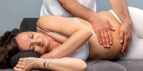 4 Benefits of Pregnancy Massage, Anchorage, Alaska